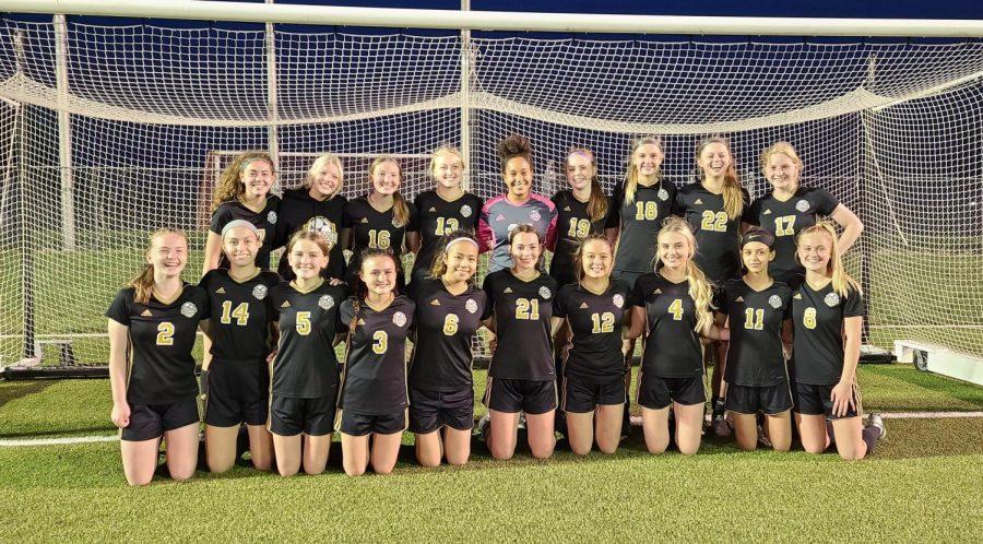 Girls Soccer program trains students for higher level athletics